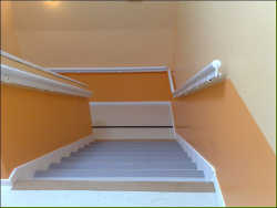 EscalierCouloirClinique